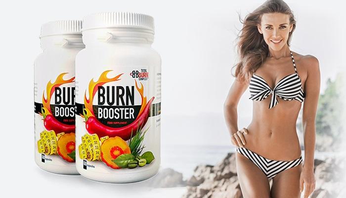 BurnBooster - jak funguje a jaké jsou účinky